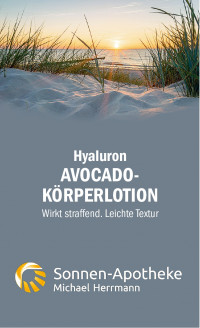 piuMARE AVOCADO KÖRPERLOTION